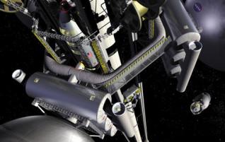 Fahrstuhl zu den Sternen – Per Lift in den Weltraum